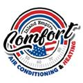 Inland Empire Comfort Air Conditioning and Heating logo