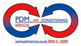 PDM Air Conditioning Services Ltd logo